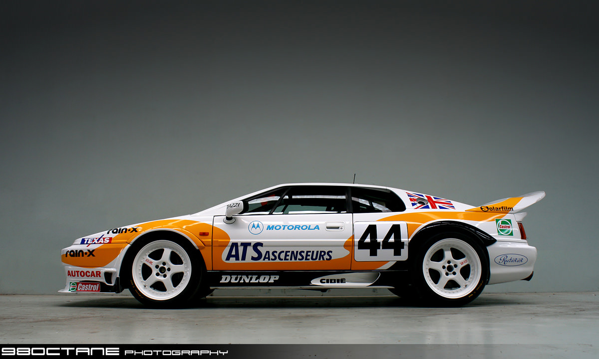 Lexus Flying Car >> My Car Collection » Lotus Esprit GT300