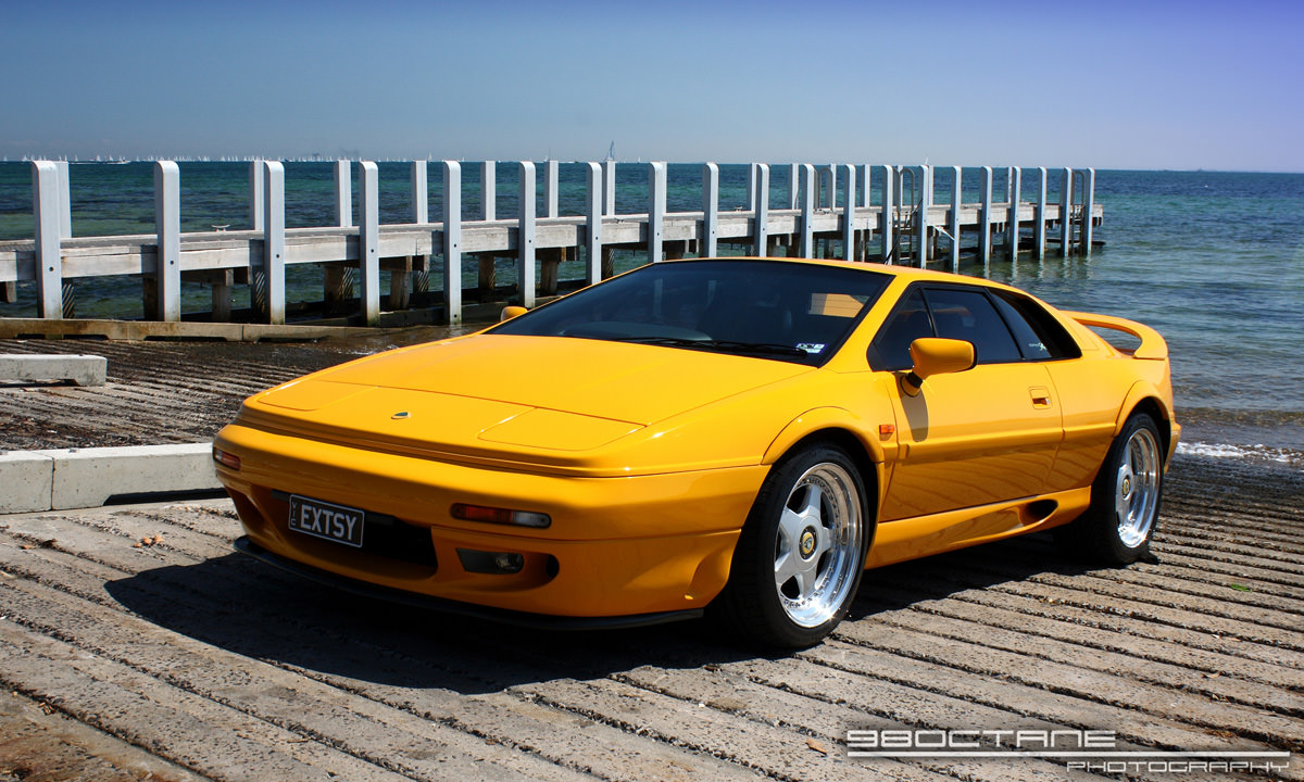 My Car Collection 187 Lotus Esprit S4s