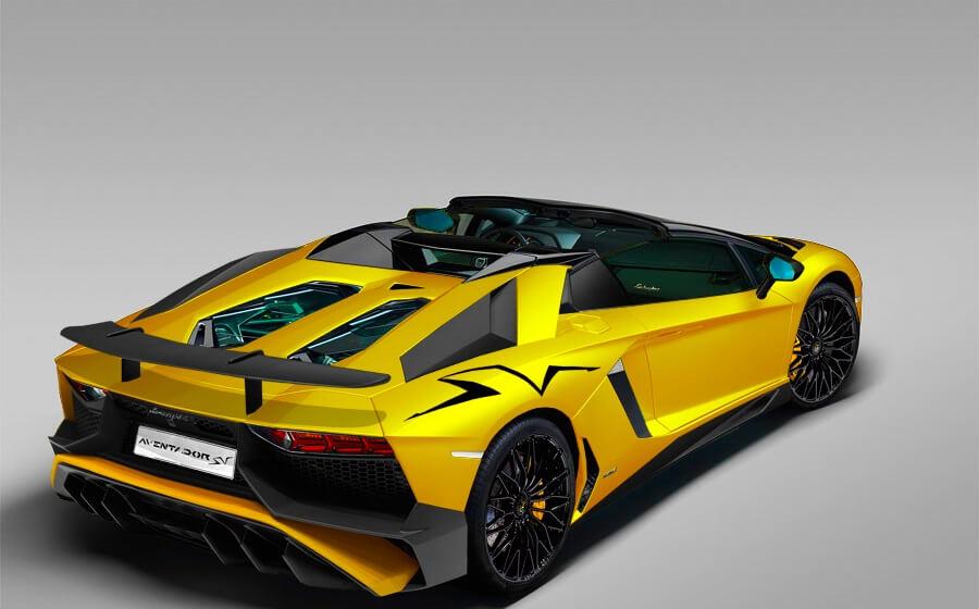 Lexus Flying Car >> My Car Collection » Lamborghini Aventador SV Roadster