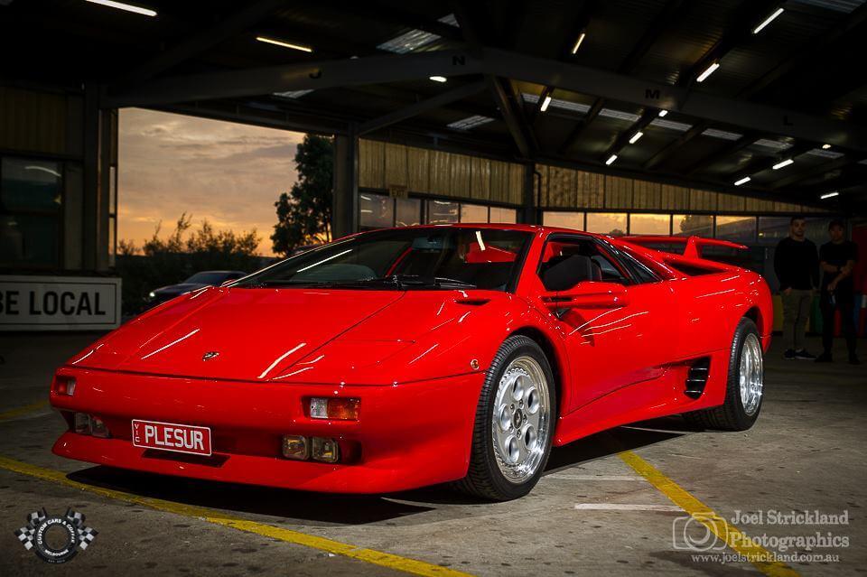 My Car Collection 187 Lamborghini Diablo